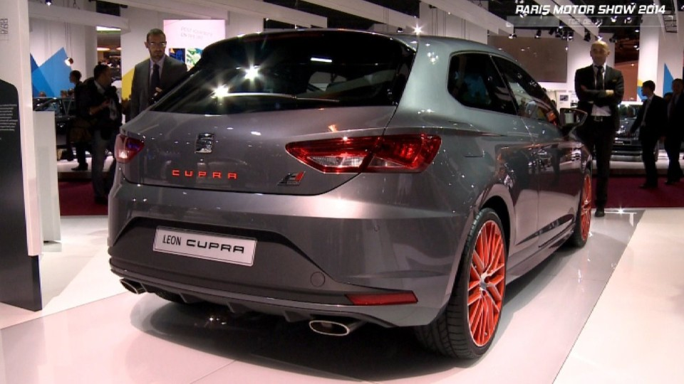 Seat Leon Cupra SC 280 Performance