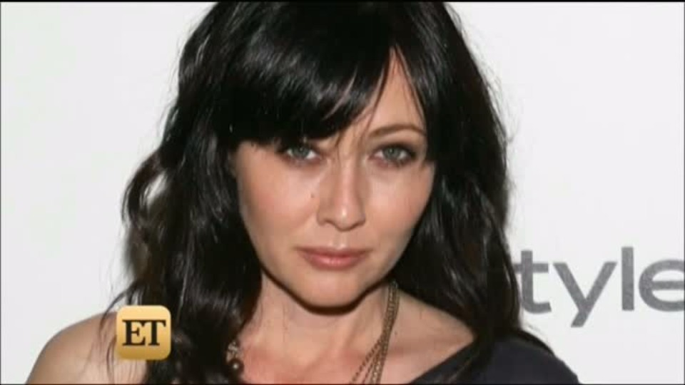 TOP STAR 20.2.2016 - Shannen Doherty o rakovině