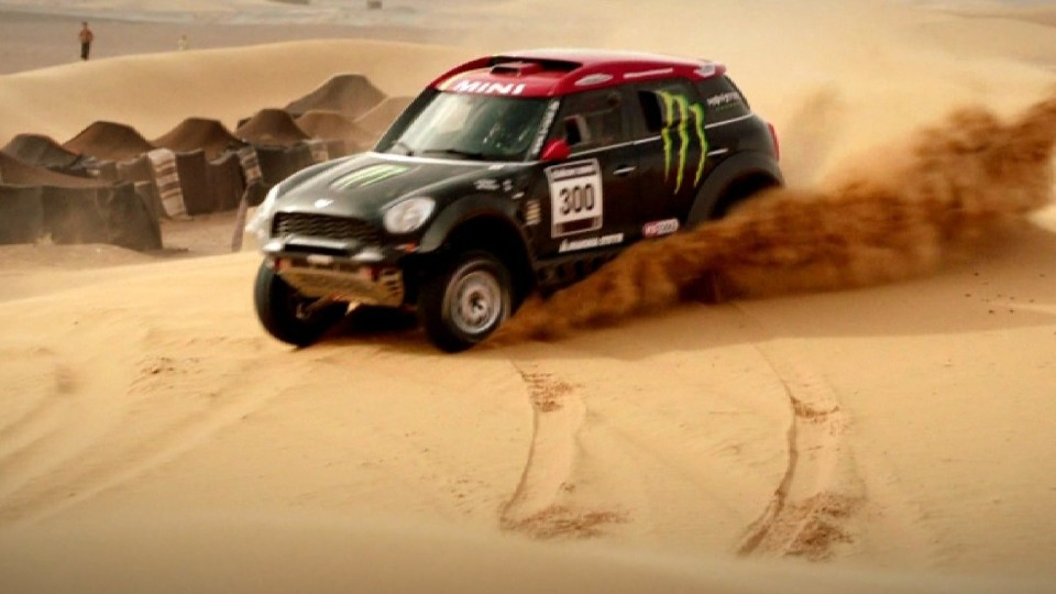 MINI All4 Dakar
