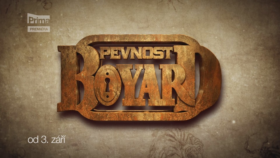 Pevnost Boyard - teaser 5
