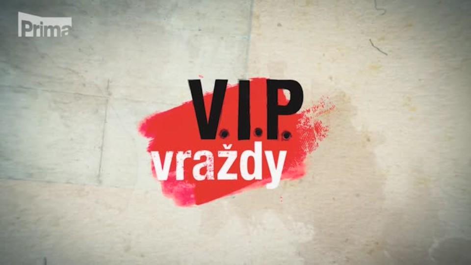 V.I.P. vraždy (6) – Zvířákova děkovačka za Českého lva