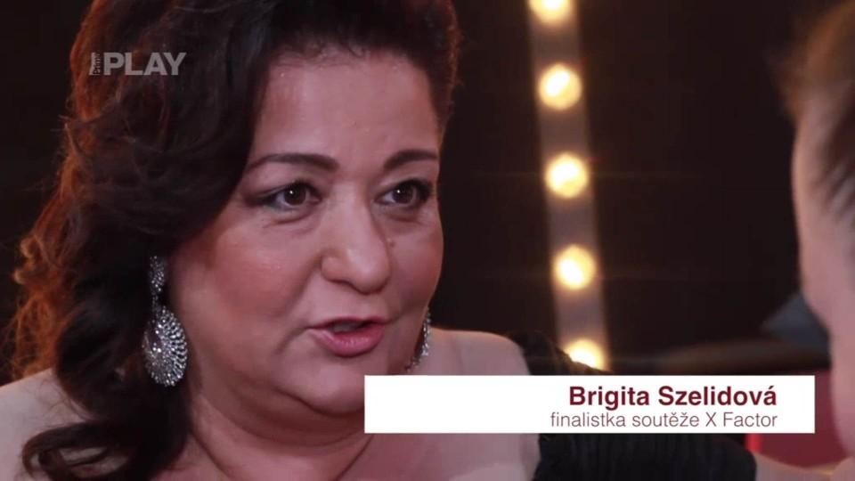 X Factor -  Brigita Szelidová