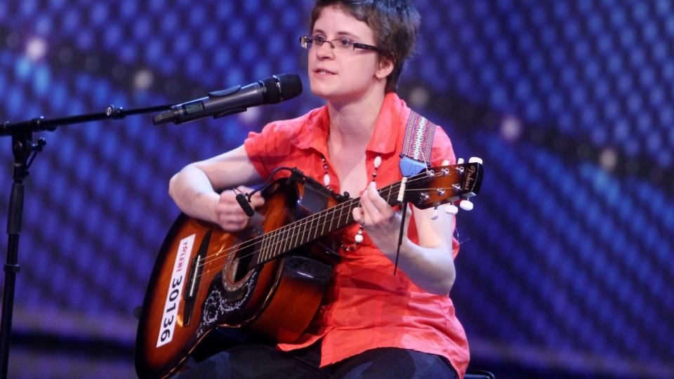 Talent Oščádalová vymyslela děkovný song porotě