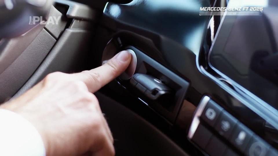 Mercedes-Benz FT 2025 I