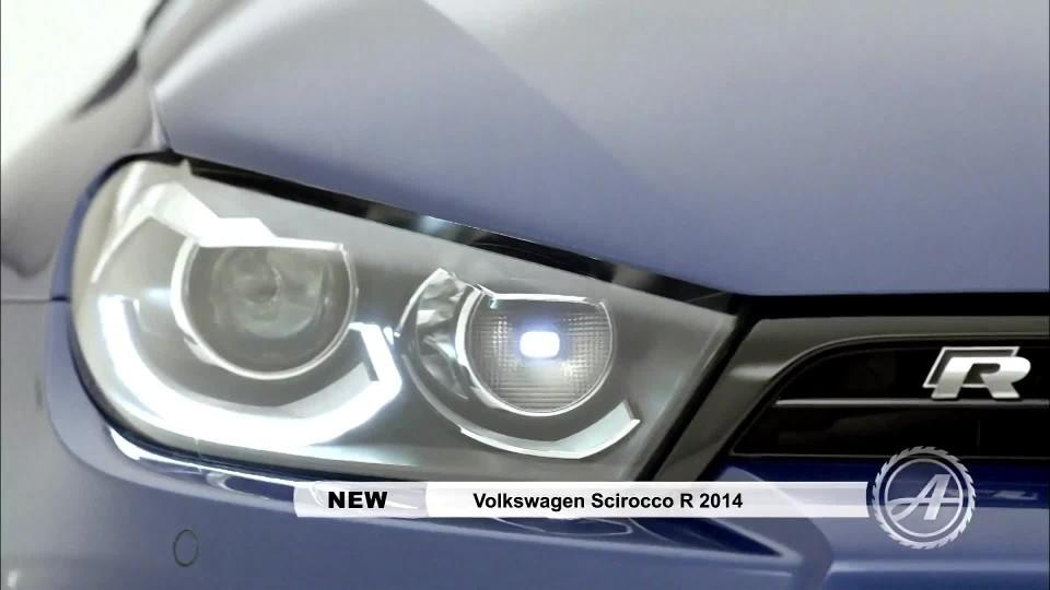 Volkswagen Shirocco R 2014