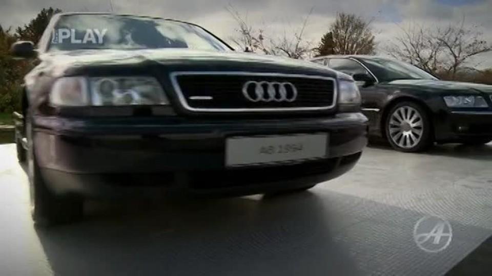 Audi A8 3,0 TFSI quattro V6