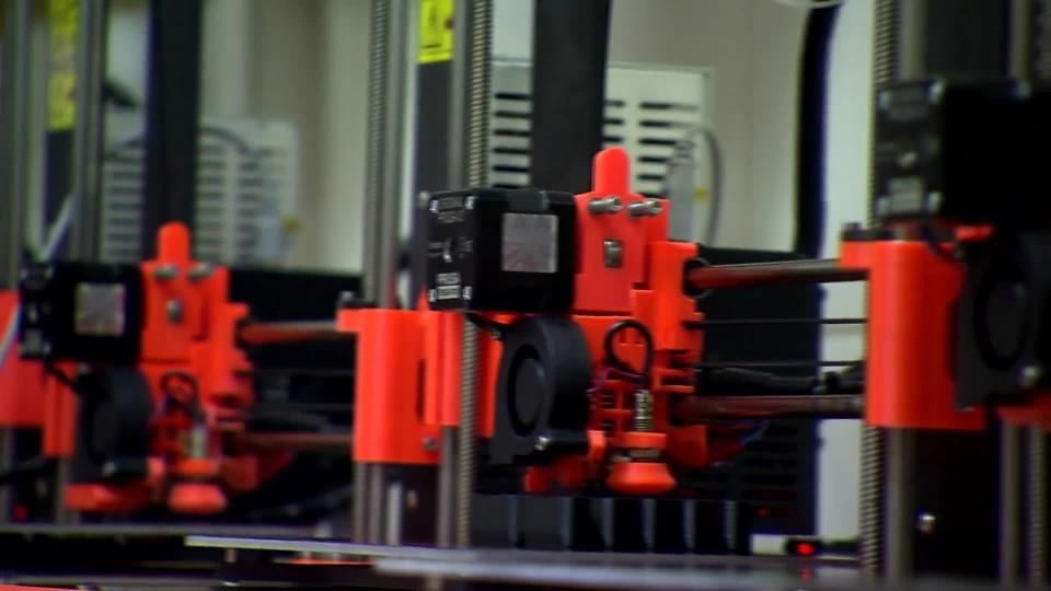 Jak funguje domácí 3D tiskárna