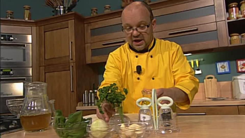 Párty s kuchařem