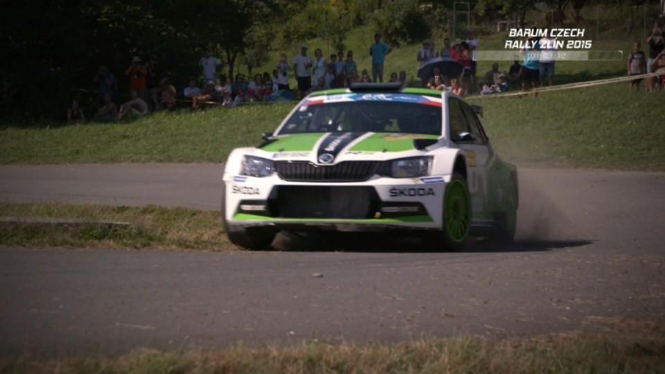 Barum Czech Rallye 2015 I. část