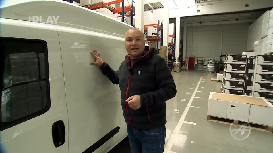 Fiat Dobló Cargo Maxi XL 1,6MJET