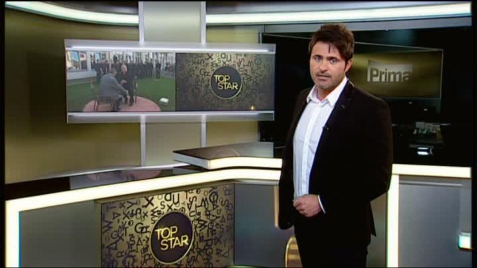 TOP STAR 13.2.2016 - Bořek Šípek ohlasy