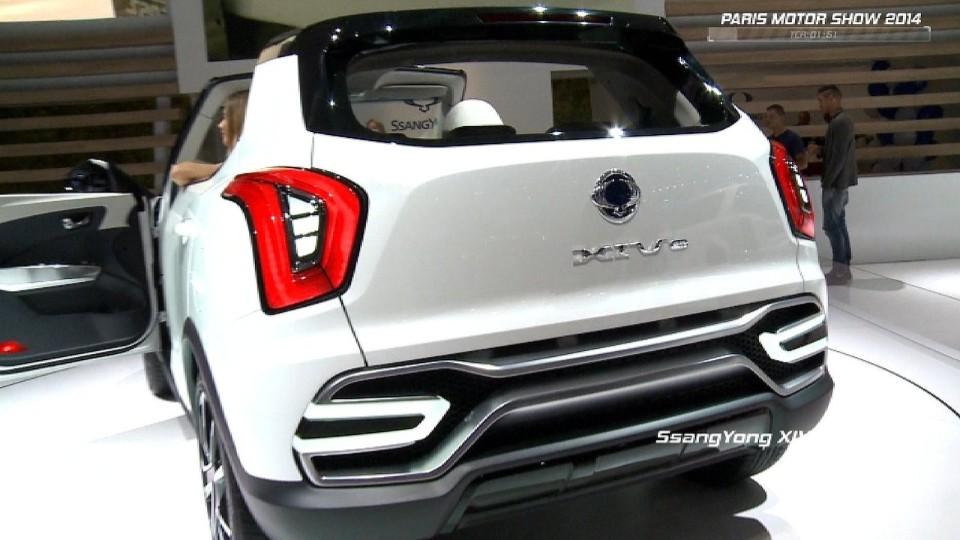SsangYong  XIV Concept