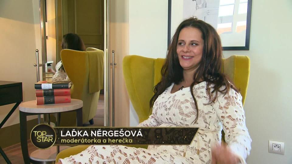 TOP STAR Magazín 2016 (13) - Laďka Něrgešová
