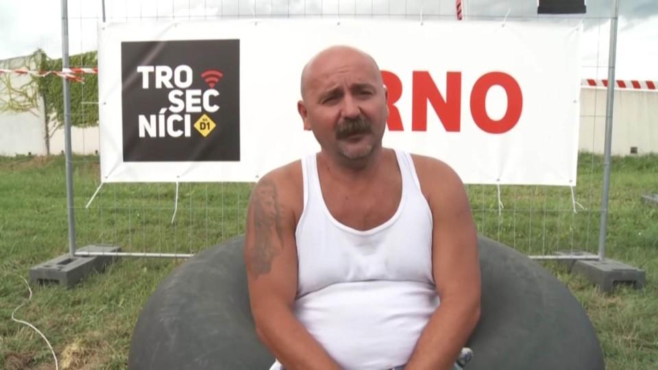 Trosecnici Brno- 2.den, odpolední zpověď