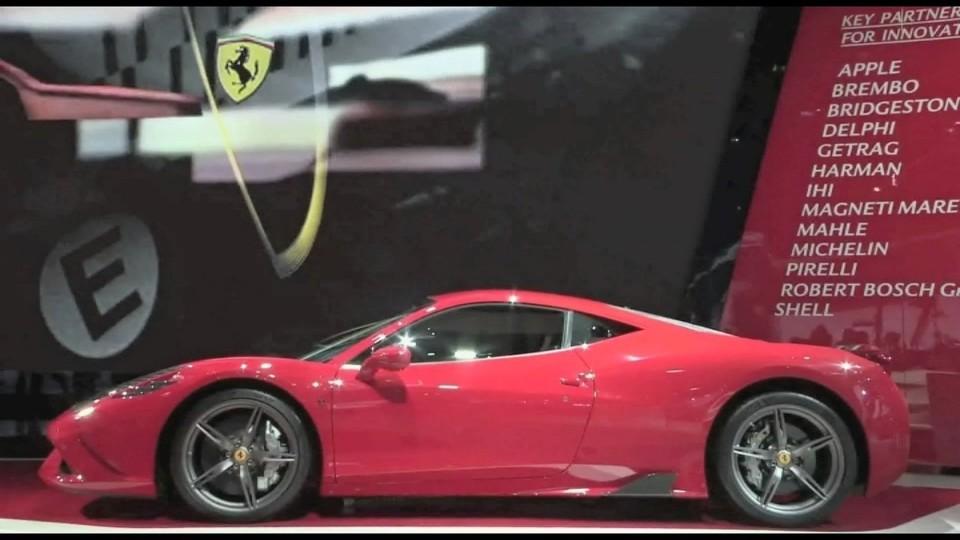 Ferarri 458 Speciale A