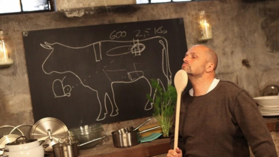 Vařte jako šéf - Dělení hovězího