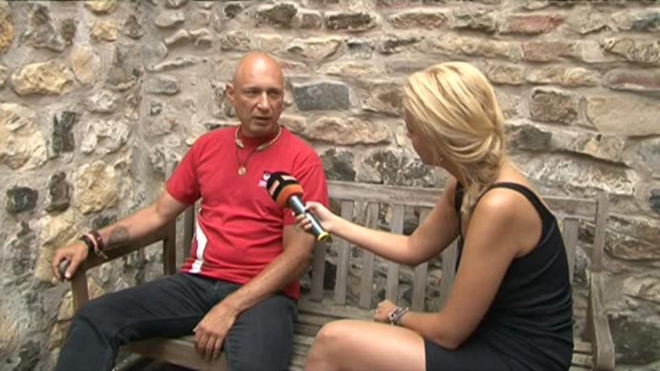 TOP STAR 2.8.2016 - Daniel Landa rozhovor