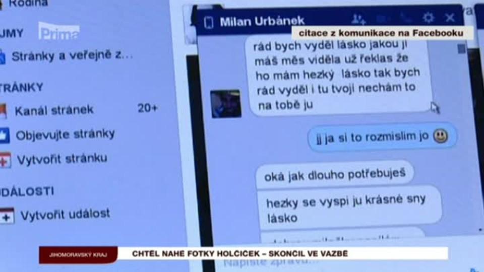 Krimi zprávy 12.10.2016