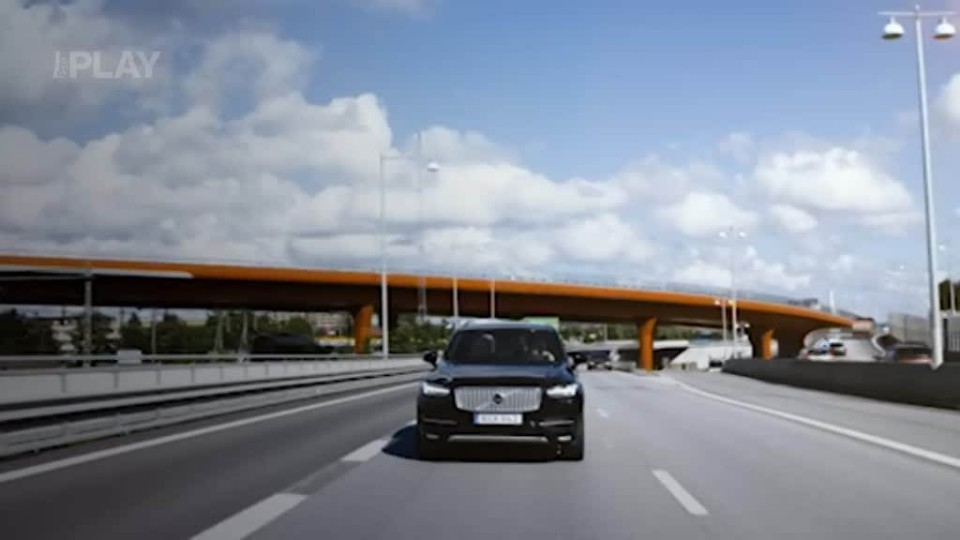 Jak se ovládá samořídící Volvo
