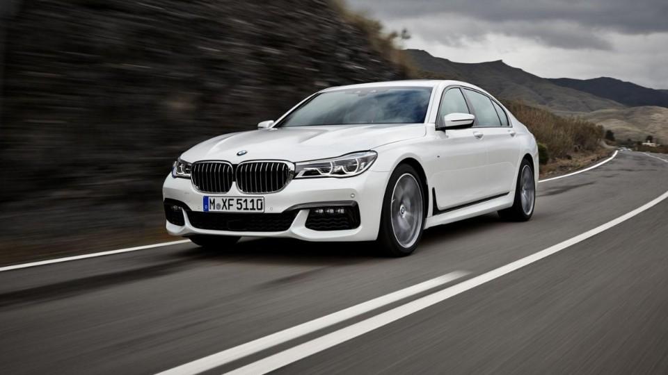 BMW 7 2015_exteriér
