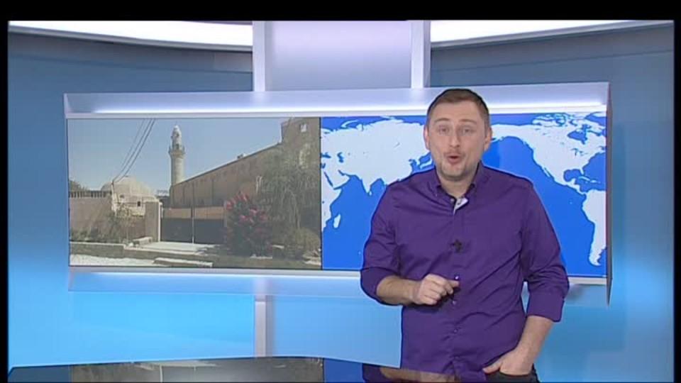 SVĚT: Citadela Arbil Irak