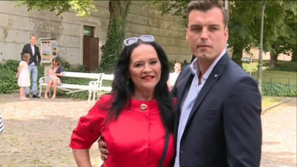 TOP STAR 12.8.2016 - Hana Gregorová zásnuby