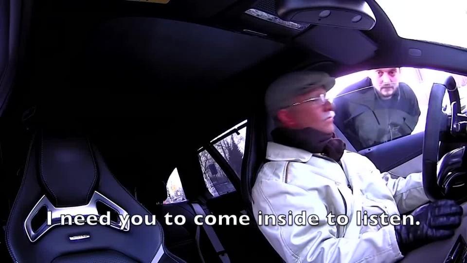 Petter Solberg napálil techniky od Mercedesu