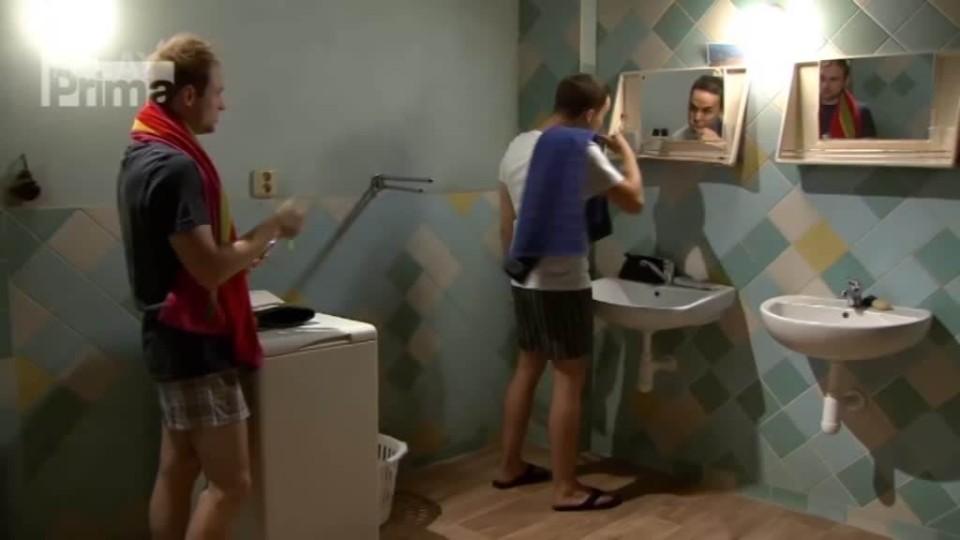 Přístav - koupelna