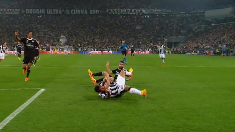 Penalta - Tevez 58 (5.5.2015)