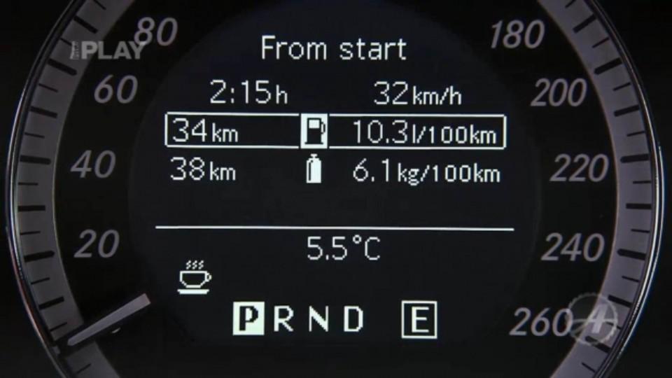 Mercedes-Benz E 200 NGT BE