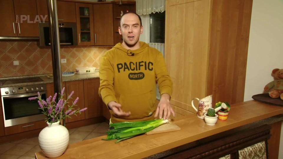 Vychytávky Ládi Hrušky - Zdravá jarní cibulka