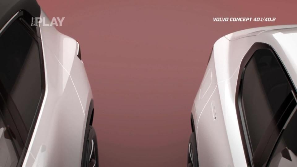 Volvo Concept 40.1/40.2.