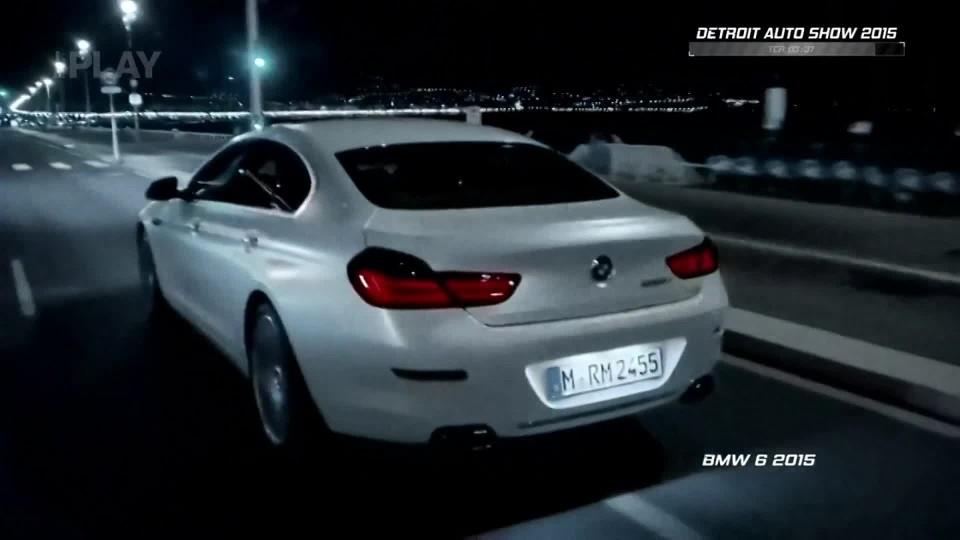 BMW 6 2015