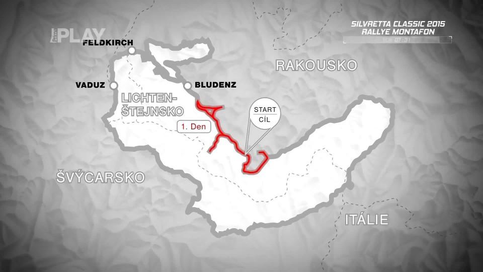 Silvretta Classic 2015 Rallye Montafon