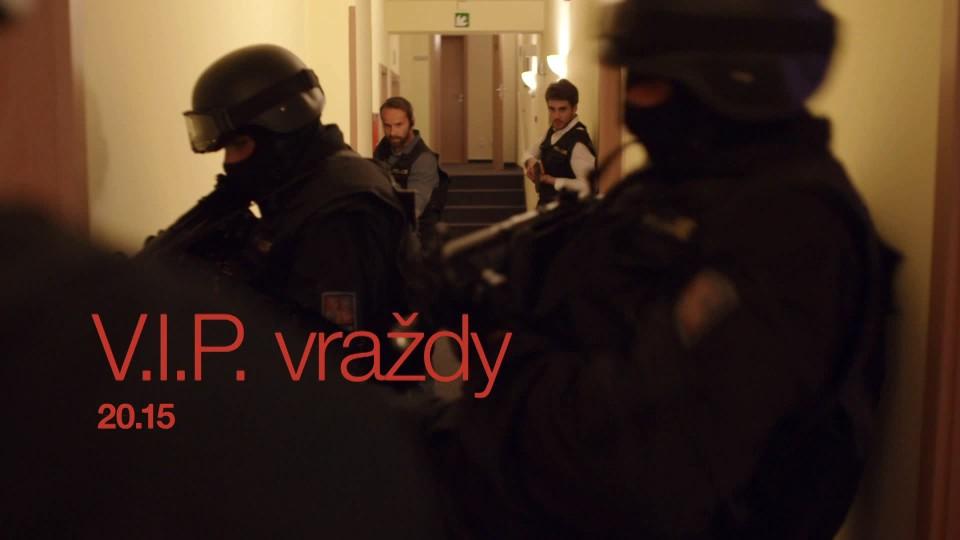 V.I.P. vraždy (5) - upoutávka