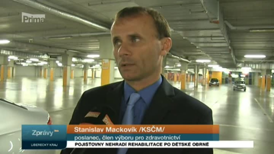 Zprávy FTV Prima 11.9.2016
