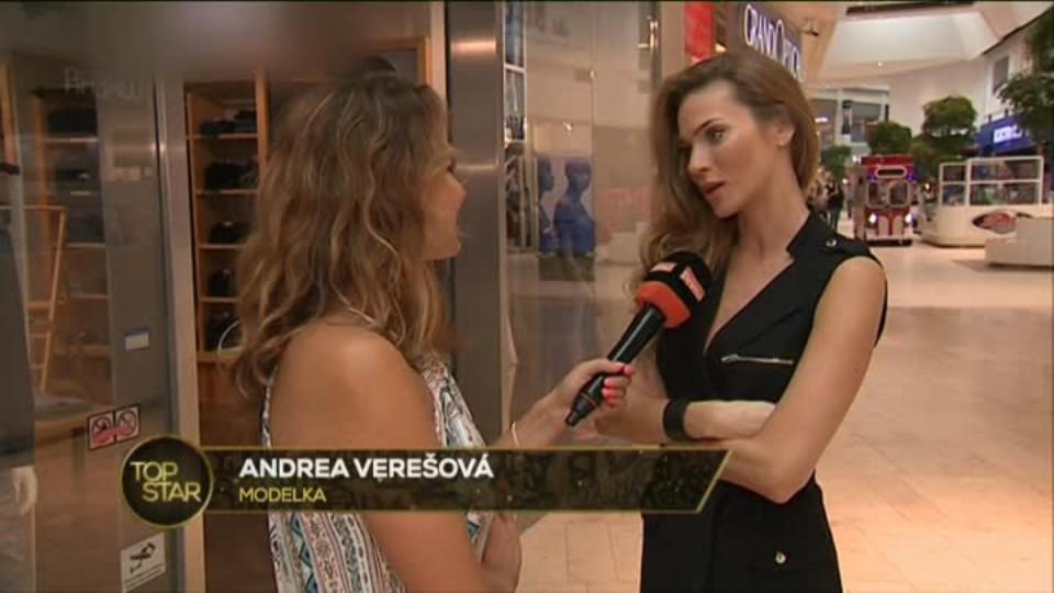 TOP STAR 1.7.2016 - MFF Karlovy Vary bez Andrey Verešové
