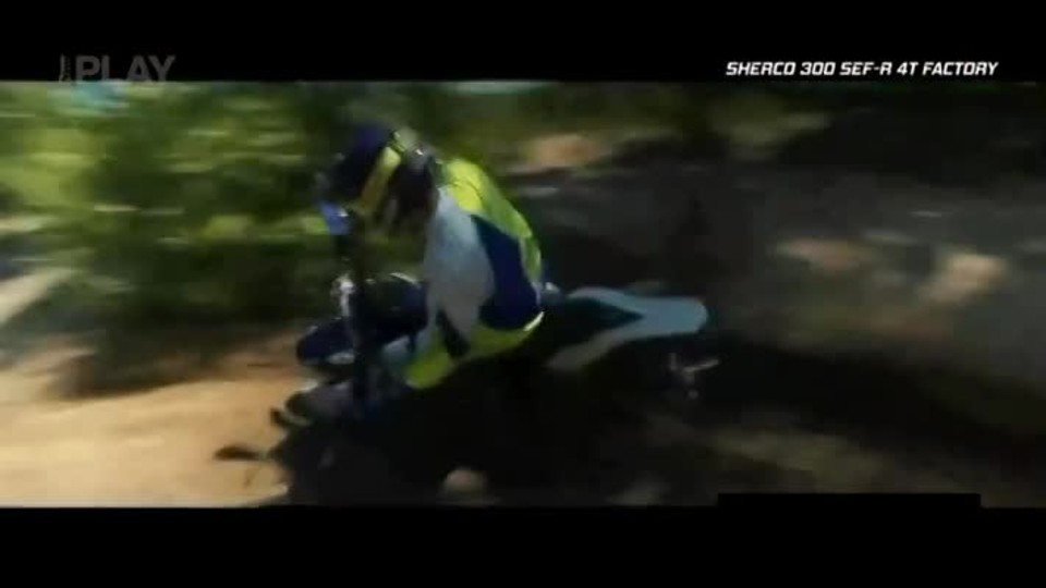 Sherco 300 SEF-R 4T FACTORY