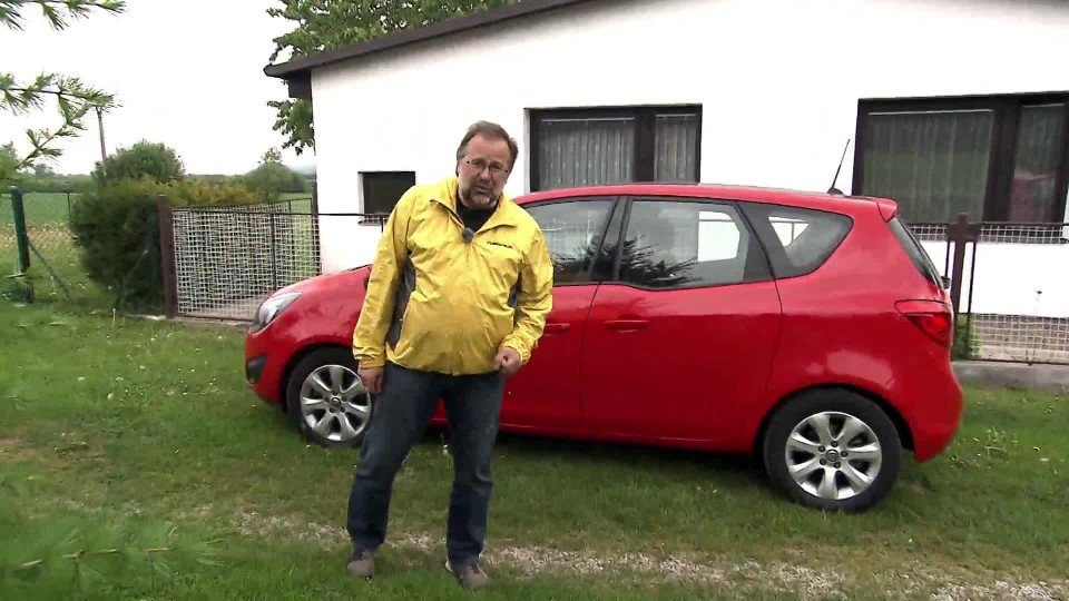 Opel Meriva 1,7 CDTI (130k) Enjoy FlexFix