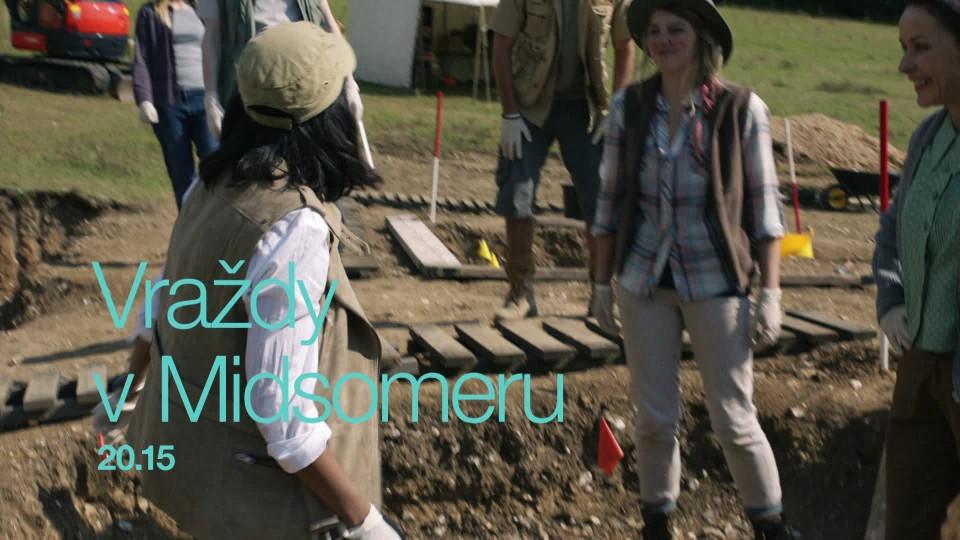Vraždy v Midsomeru XVIII (5) - upoutávka