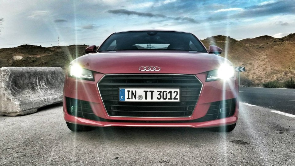 Audi TT Coupé 2,0 TFSI
