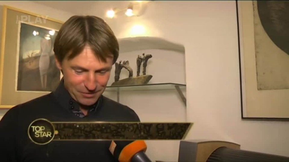 TOP STAR - Ano, trenére! - František Straka