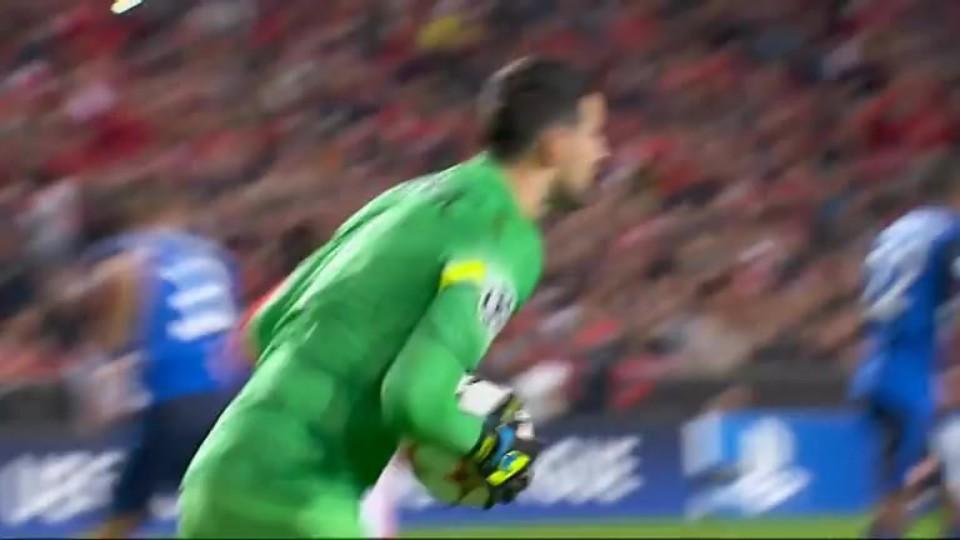 Sestřih zápasu - Benfica v Monaco (4.11.2014)