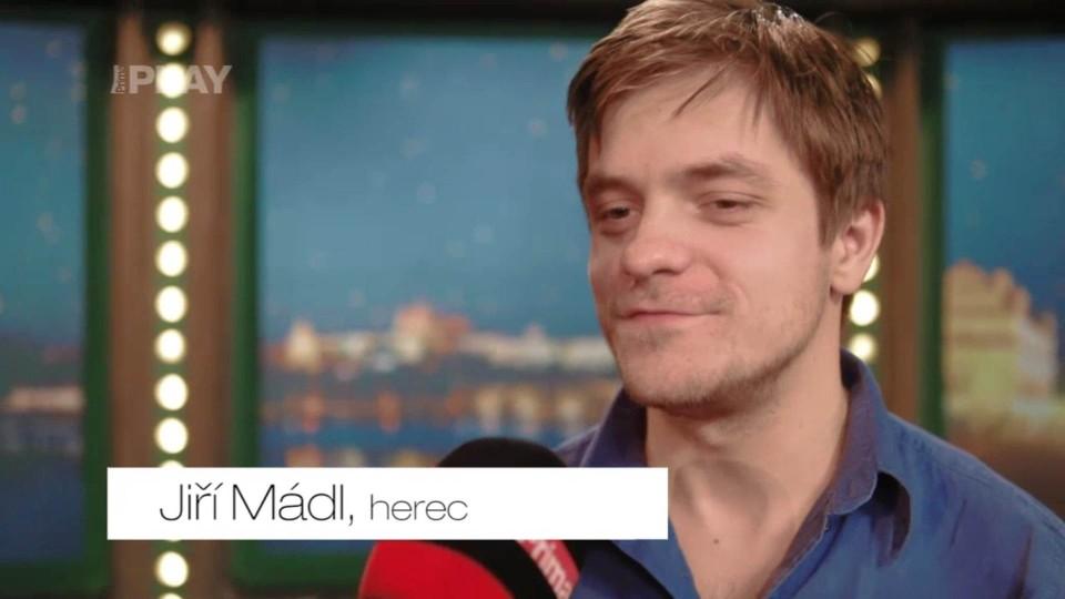 Jiří Mádl - rozhovor