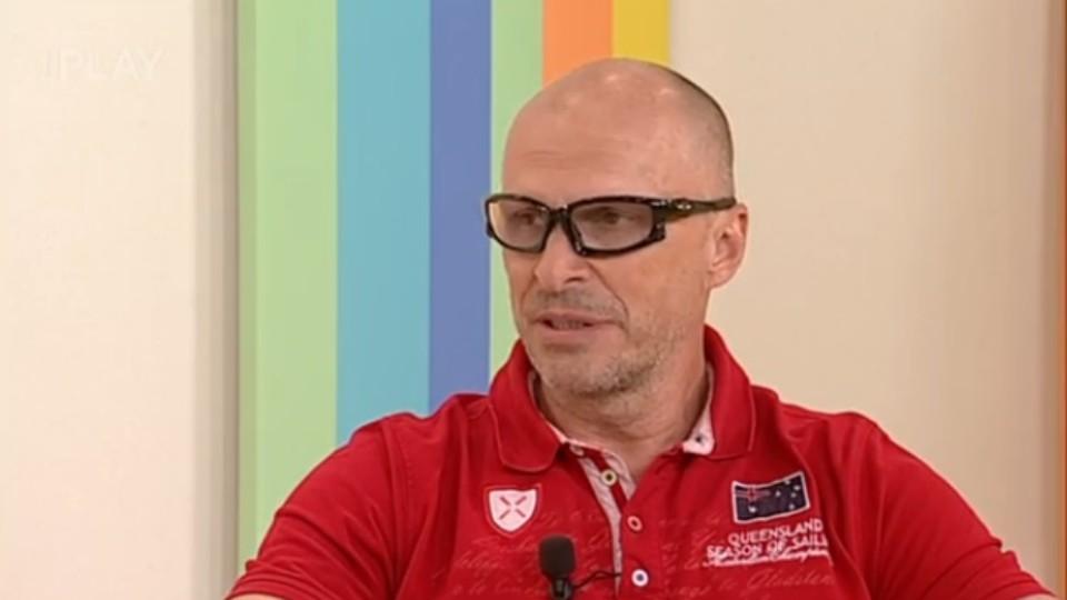 Rozhovor s bývalým motocyklovým závodníkem Michalem Bursou