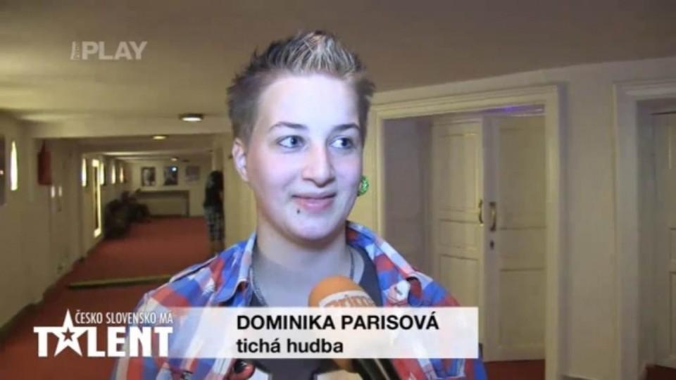 ČSMT IV (1) - Dominika Parisová rozhovor