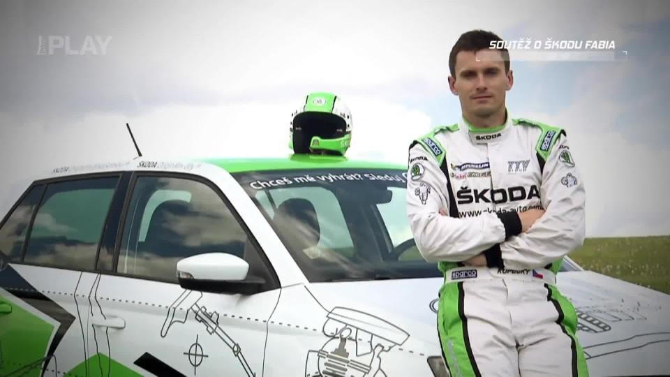 Soutěž o Škoda Fabia čtrnáctý týden I.část
