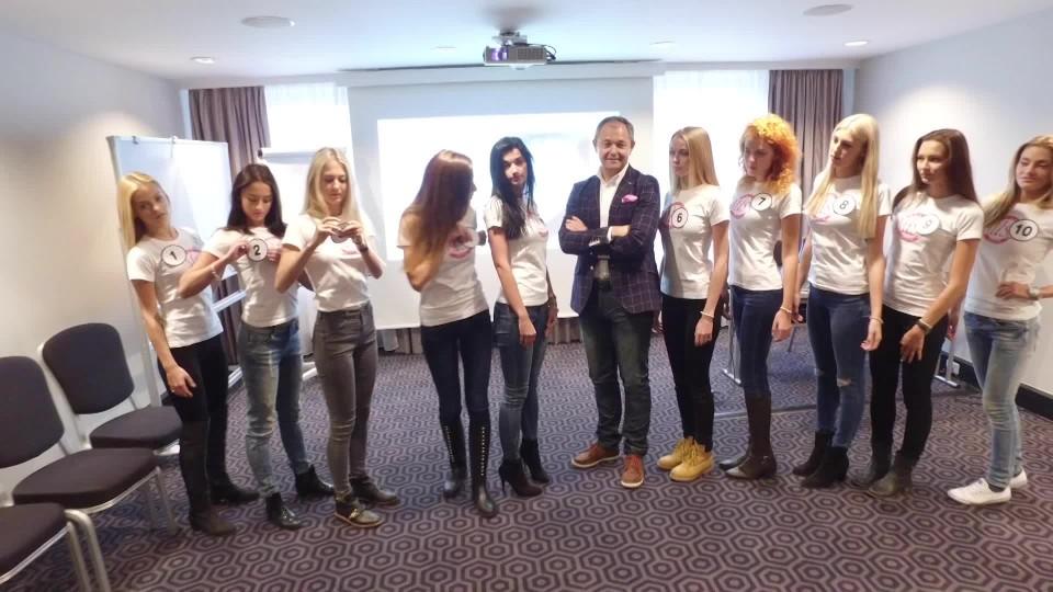 Finalistky České Miss 2016 - Domácí soustředění, farma Čapí hnízdo, díl 1