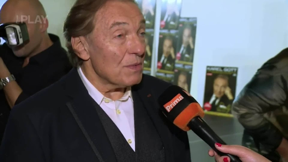 TOP STAR magazín 2015 (43) - Karel Gott