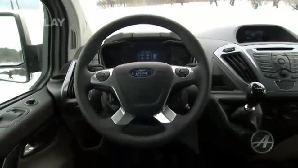 Ford Tourneo Custom 2,2 TDCi